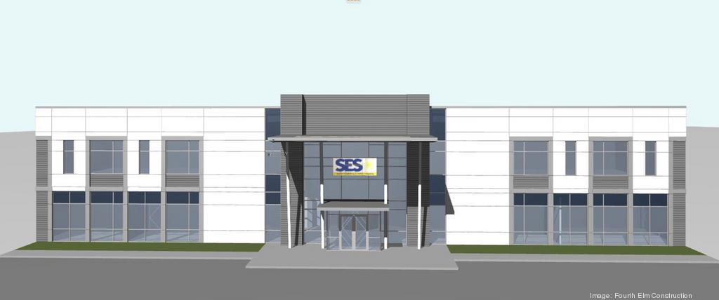 Entertainment services company breaks ground on Triad headquarters